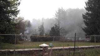 5.15.11 2. PInes Hotel: South Wing: Fire .AVI