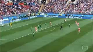 Rússia 5 x 0 Arabia Saudita - Melhores Momentos