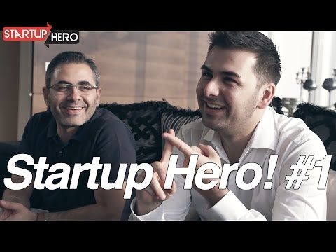See The First Startup Heroes! (FULL) - StartupHero #S1E1