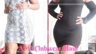 AMI CLUBWEAR HAUL