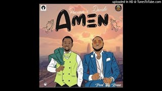 Pasuma Ft. Davido - Amen (Official Audio)