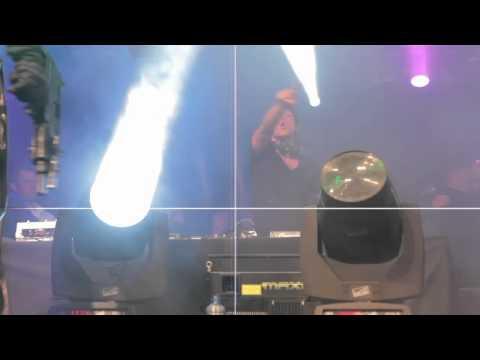 Laser Light VS Canon 5D Mark II's sensor