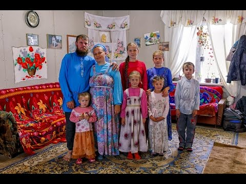 """Russian Amish"", Old Believers, Return from South America to Russia's Far East"