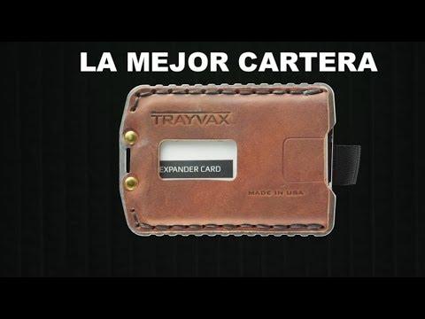 648819c5b La Mejor Cartera de Hombre de Trayvax Ascent Carteras Tacticas Minimalistas