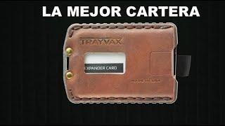 La Mejor Cartera de Hombre de Trayvax Ascent Carteras Tacticas Minimalistas