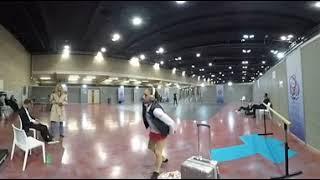 Тестовое видео Alina Zagitova 360 camera Вроде вертится во все стороны