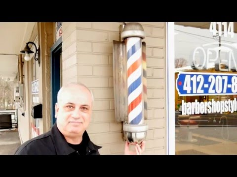 History of the Barber Pole with Vince Amodie