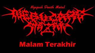Nebucard Nezar - Malam Terakhir (Cover Deathdut Metal)