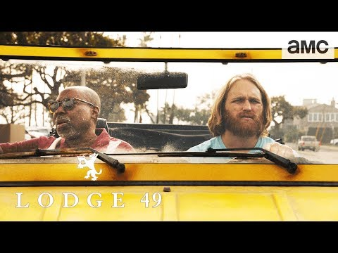 Lodge 49: 'What is the Lodge?' Premiere