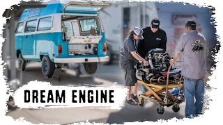 Building an Engine to Go Around The World!