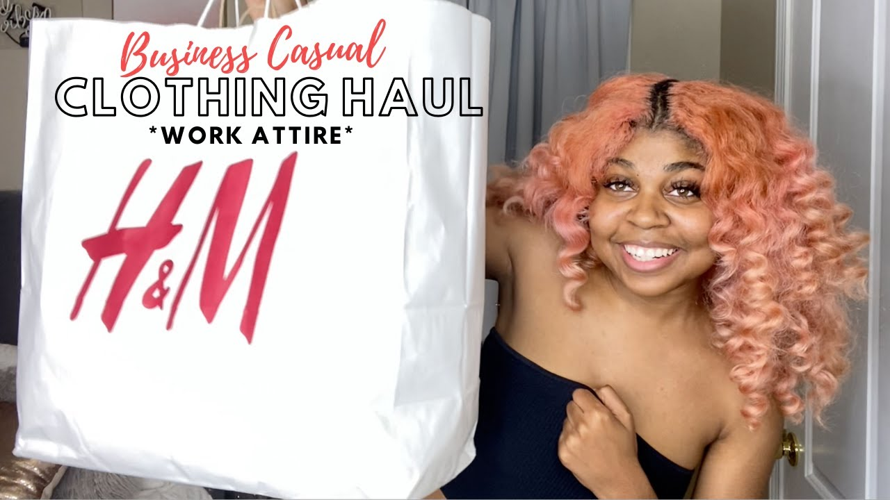 BUSINESS CASUAL TRY ON HAUL | FALL 2020