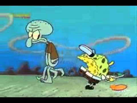 SpongeBob Pizza Song [GERMAN]