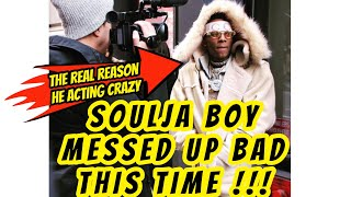 The Truth About Soulja Boy & Why He's Acting Weird !!!