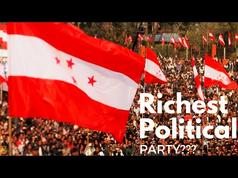 5 Richest Political Parties Of Nepal !!!