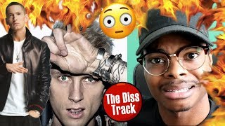 HOLY SKADOOTLE! | Machine Gun Kelly - Rap Devil (Eminem Diss) | Reaction
