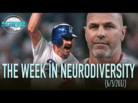 Baseball MVP Kirk Gibson on Life with Parkinson's Disease - Week in Neurodiversity (6/3/17)