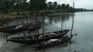Anger in Nigeria's south over oil spill clean-up delay