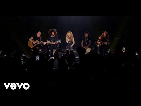 Shakira – Antologia (El Dorado World Tour – Live)