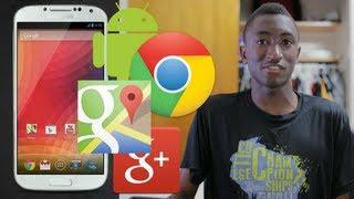 Top 10 Google I/O 2013 Announcements!