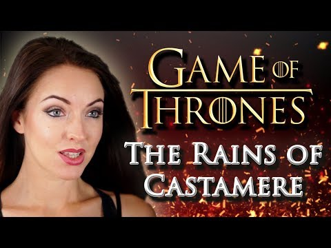 👑 Game of Thrones - The Rains of Castamere - A Capella (Cover by Minniva)