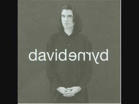 David Byrne - She Only Sleeps With Me (Audio)