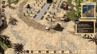 Imperium Romanum: Gold Edition Gameplay PC HD