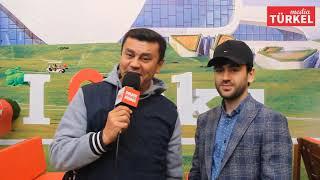 Azerbaycan pop yıldızı Üzeyir Mehdizade'nin ilk konseri Bişkek'te Gerçekleşti