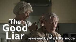 The Good Liar reviewed by Mark Kermode