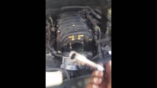 Secondary air injection pump  Lexus gx470 & toyota  code p2445 video 4(, 2016-09-05T02:15:18.000Z)