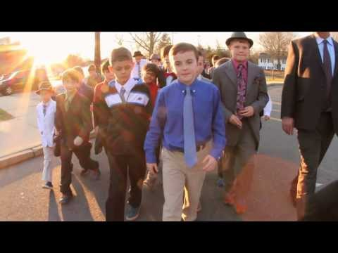 Danimal's Army: Pee wee football team takes a stand for a friend