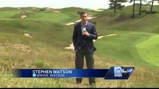 McIlroy reflects on golf in Wisconsin