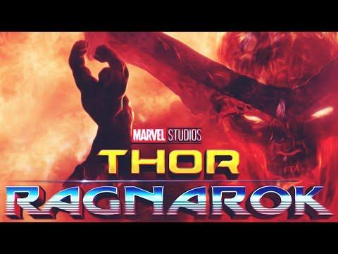 "Reaction   Трейлер #2 ""Тор: Рагнарёк/Thor Ragnarok"""