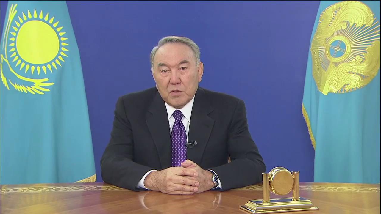 Setelah 30 Tahun Berkuasa, Presiden Kazakhstan Mengundurkan Diri