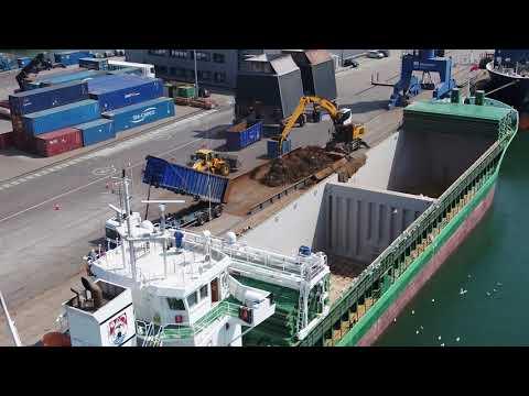 John Lawrie   Scrap Vessel Loading   V1