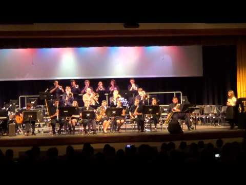(Everybody is Waitin' For) The Man with the Bag Jazz Band I TJHS
