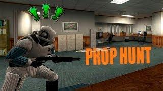 - В прятки с друзьями 3 Garry s Mod Prop Hunt