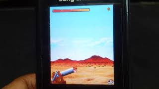 Johnny Crash Does Texas on Sony Ericsson W810i