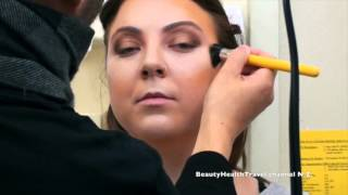 Makeup Class by Richard 4-9: Contouring