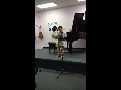 Milder Musical Arts - Violin Lesson