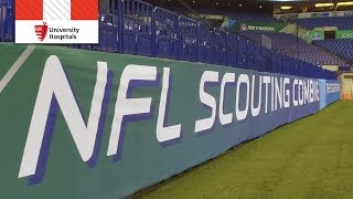 2 Minute Drill: QBs get ready to take center stage at Combine