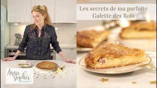 Hello, c'est Anne-Sophie du Meilleur Pâtissier, bienvenue dans ma c...