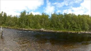 Fishing trip to Kola Peninsula 2013, part I