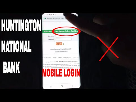 ✅  Huntington National Bank Register - Login - Find Password 🔴