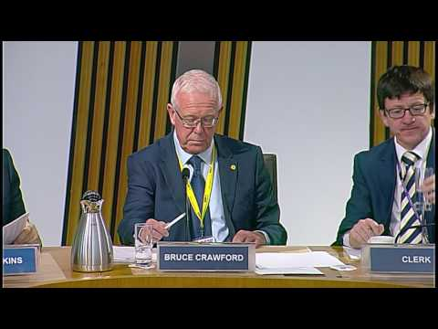 Finance and Constitution Committee - Scottish Parliament: 14 June 2017