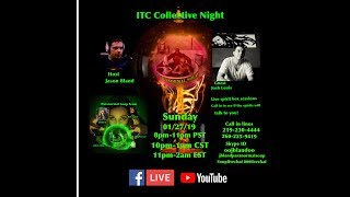 Paranormal Soup ITC Night with guest Josh Louis
