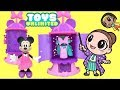Minnie's Turnstyler Fashion Closet & Minnie Bow-tique Bowtastic Kitchen Play Set
