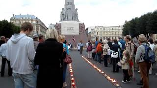 baltic way memorial riga 2