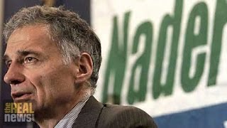 On Florida in 2000 and What to Do Next - Ralph Nader on Reality Asserts Itself (3/3)