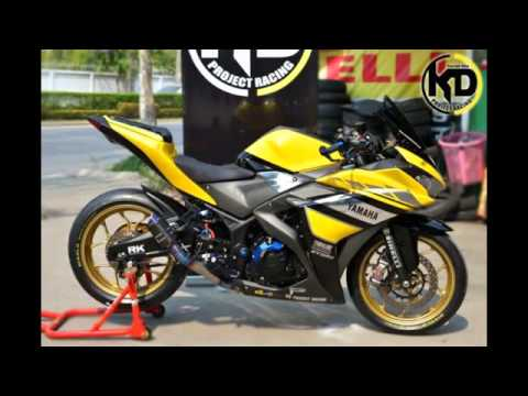 Download Yamaha R25 & yamaha R3 modified.