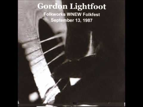Gordon Lightfoot Sept  13, 1987